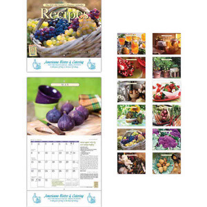 Appointment Calendars - America the Beautiful with Recipes Appointment Calendars