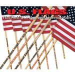 Custom Imprinted American Flags