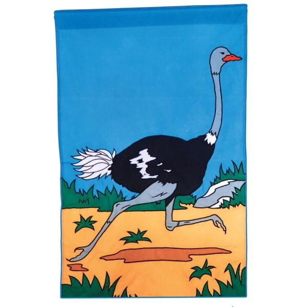 Custom Imprinted Bird Themed Flags!
