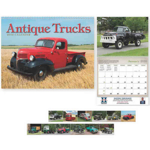 Appointment Calendars - Antique Trucks Appointment Calendars