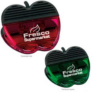 Apple Shaped Promotional Items - Apple Shaped Memo Clips