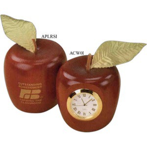 Apple Shaped Promotional Items - Apple Shaped Wooden Replicas