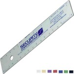 Custom Imprinted Architect Straight Edge Rulers