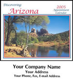 Custom Imprinted Arizona Wall Calendars