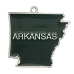 Souvenir and Custom Gift Shop Items - State Shaped Ornaments
