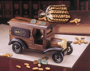 Vehicle Themed Food Gifts - Armored Car Vehicle Themed Food Gifts