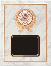 Custom Engraved Army Plaques!