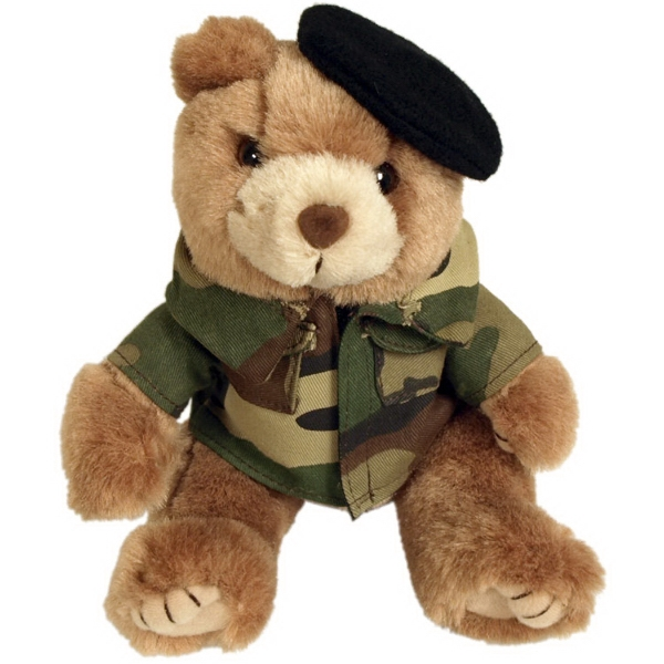 Custom Imprinted Army Stuffed Toys