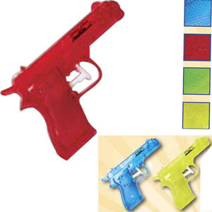 Customized Assorted Colors Water Pistols!