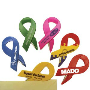 Breast Cancer Awareness Ribbon Items - Awareness Ribbon Letter Openers