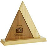 Custom Imprinted Bamboo Awards