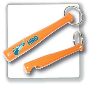 Bottle Openers - Baseball Bat Shaped Bottle Openers