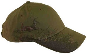 Customized Baseball Cap Stock Design Buck