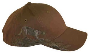 Custom Imprinted Baseball Cap Stock Design Cougar!