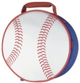 Custom Imprinted Sport Shaped Lunch Sacks!