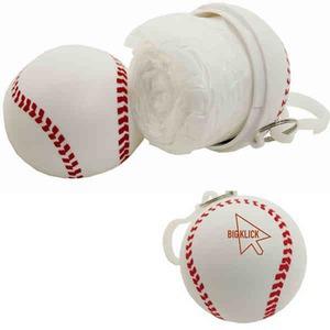 Custom Decorated Baseball Ponchos!