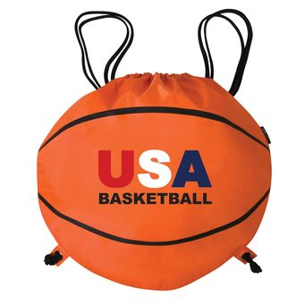Custom Printed Basketball Sport Theme Bags!