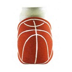 Custom Imprinted Basketball Sport Theme Can Coolers