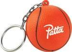 Custom Imprinted Basketball Sport Themed Keychains
