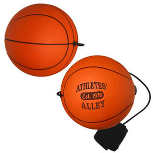 Sport Theme Yo Yos - Basketball Theme Yo Yos