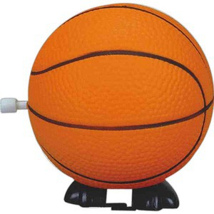 Custom Made Basketball Wind Up Toys!