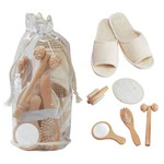 Custom Imprinted Bath Kits