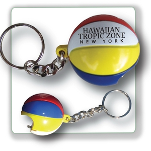 Bottle Openers - Beach Ball Shaped Bottle Openers