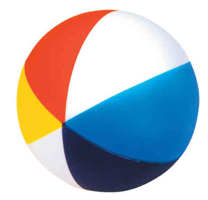 Customized Beach Ball Stress Relievers