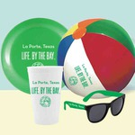 Custom Imprinted Beach Fun Kits
