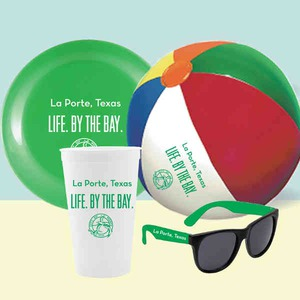 38d0191c55 Beach Fun Kits - Custom Imprinted Promotional Items - WaDaYaNeed