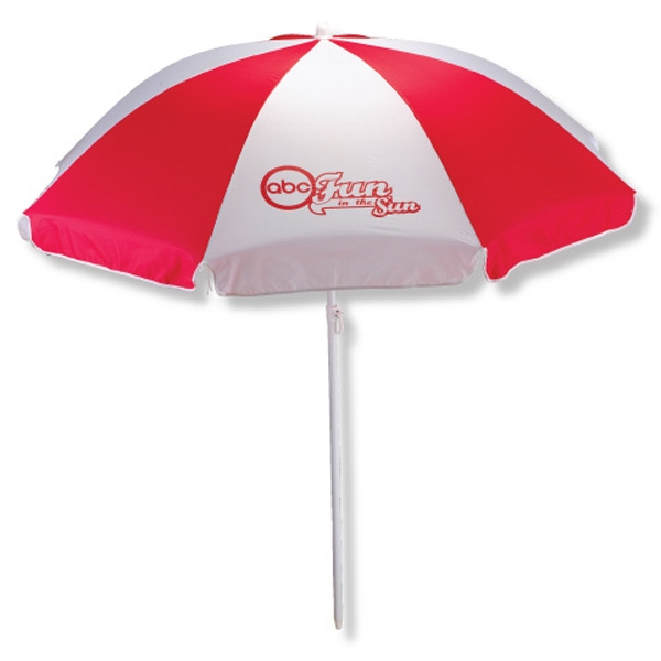 Personalized Beach Umbrellas!