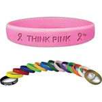 Custom Printed Bendable Rubber Bracelets!