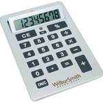 Custom Imprinted Big Button Calculators!