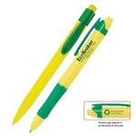 Custom Printed Green Environmentally Friendly Promotional Items