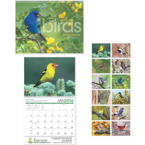 Appointment Calendars - Birds Appointment Calendars