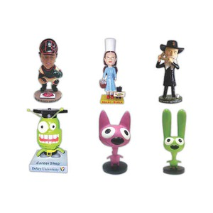 Custom Imprinted Bobbleheads