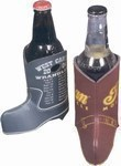 Custom Imprinted Boot Shape Can Coolers