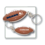 Custom Imprinted Football Shaped Bottle Openers!