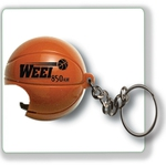 Custom Imprinted Basketball Shaped Bottle Openers!