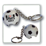 Custom Imprinted Soccer Ball Shaped Bottle Openers!