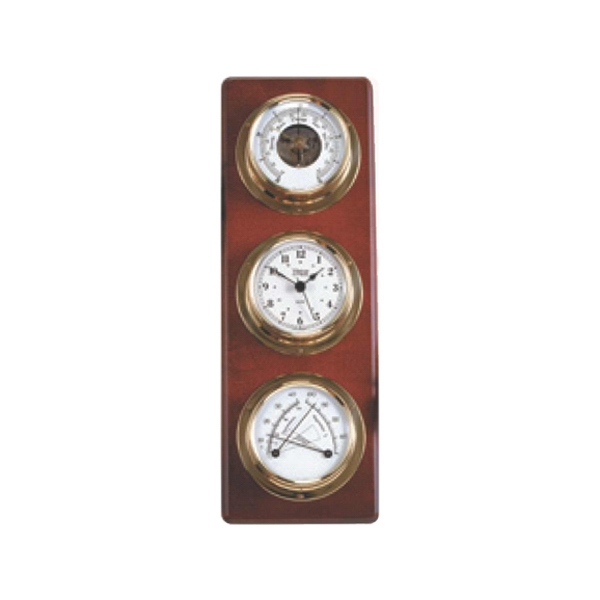 Custom Imprinted Brass Thermometers!