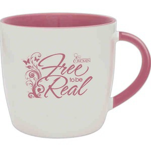 Breast Cancer Awareness Ribbon Items - Breast Cancer Awareness Mugs