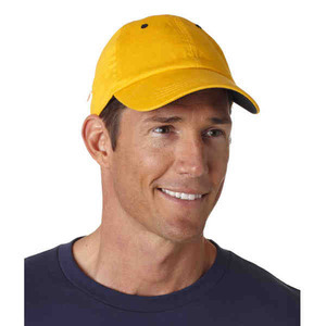 Baseball Caps and Hats - Brushed Twill Unstructured Baseball Caps and Hats