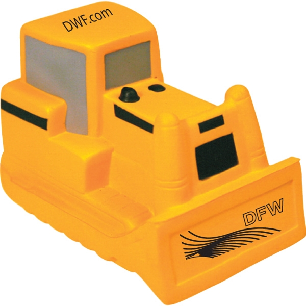 Construction Stress Relievers - Bulldozer Stress Relievers