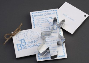 Stock Shaped Metal Cookie Cutters -