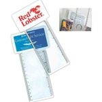 Custom Imprinted Business Card Rulers