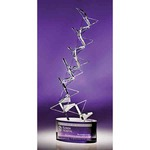 Custom Printed Crystal Awards