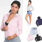 Custom Imprinted American Apparel Jackets For Women