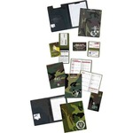 Custom Printed Camouflage Memo Notebooks!