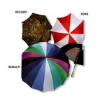 Custom Printed Camouflage Umbrellas!